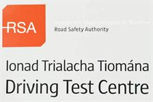 looking for a driving test centre in dublin
