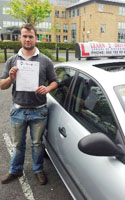 driving lessons in dublin - first time passes